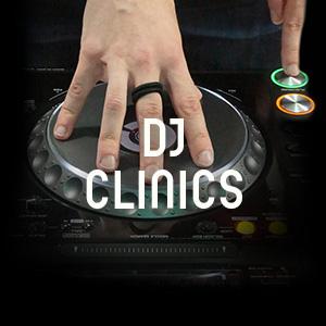Dj Clinics