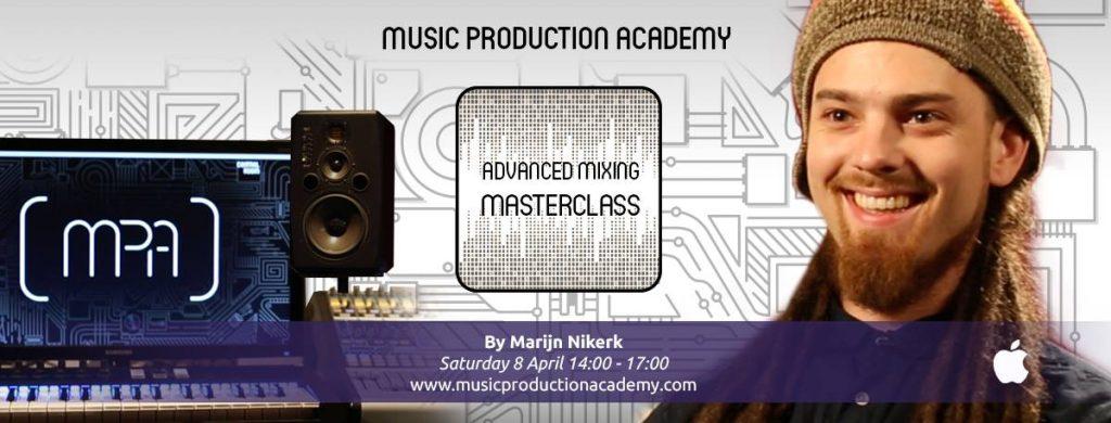 Advanced mixing masterclass