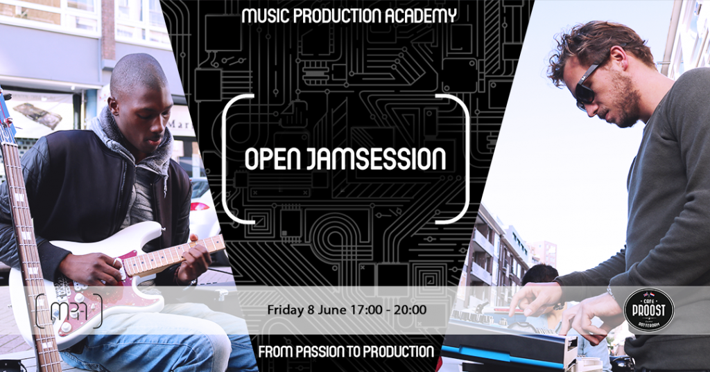 open jamsession at proost