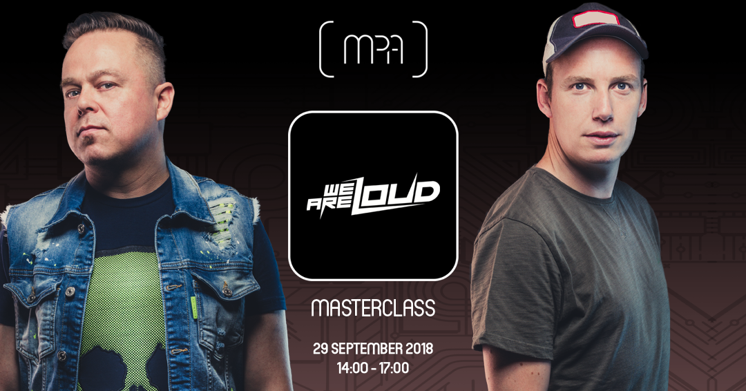 we are loud masterclass