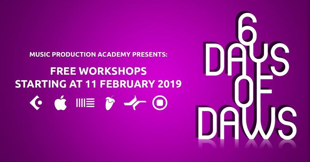 6 days of daws