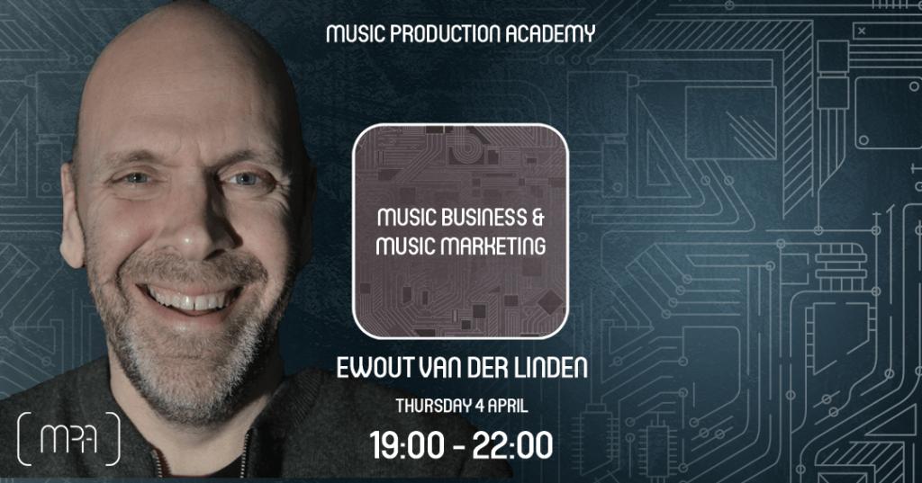 Music Business & Marketing Masterclass
