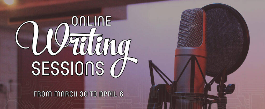 The Online Writing Sessions