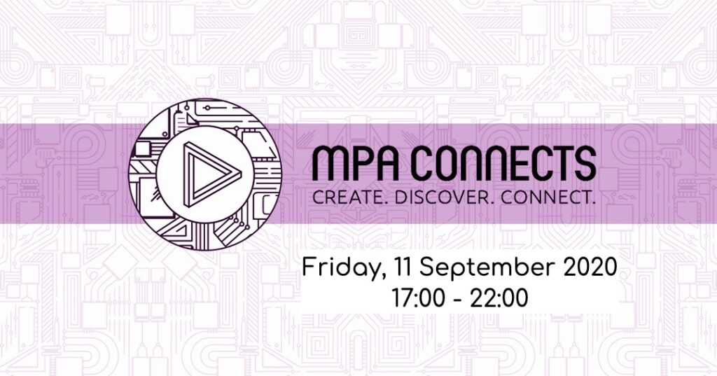 MPA Connects # 7 - create, discover, connect